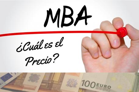 ¿Cuál es el precio de un MBA?