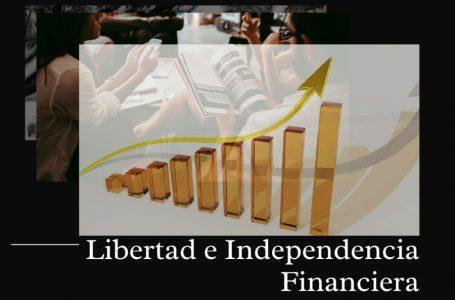 Qué es la libertad y la independencia financiera - diferencias