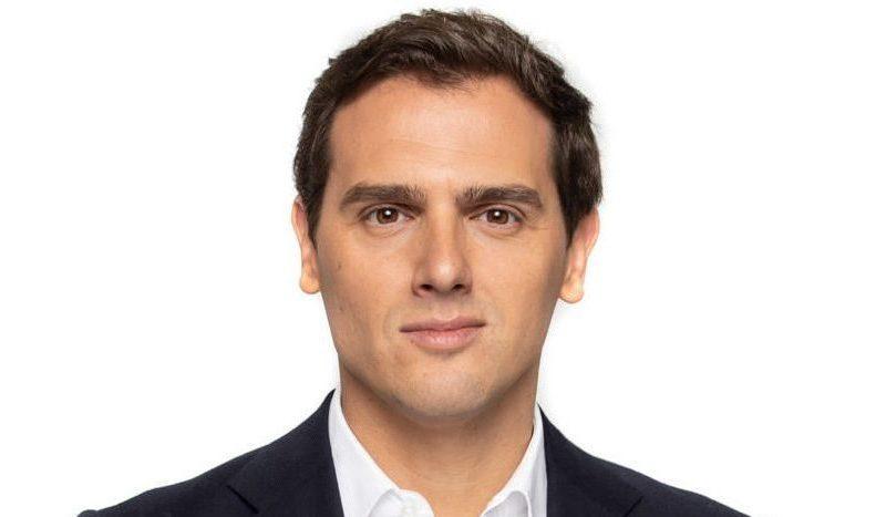 Albert Rivera - MBA Cámara de Madrid